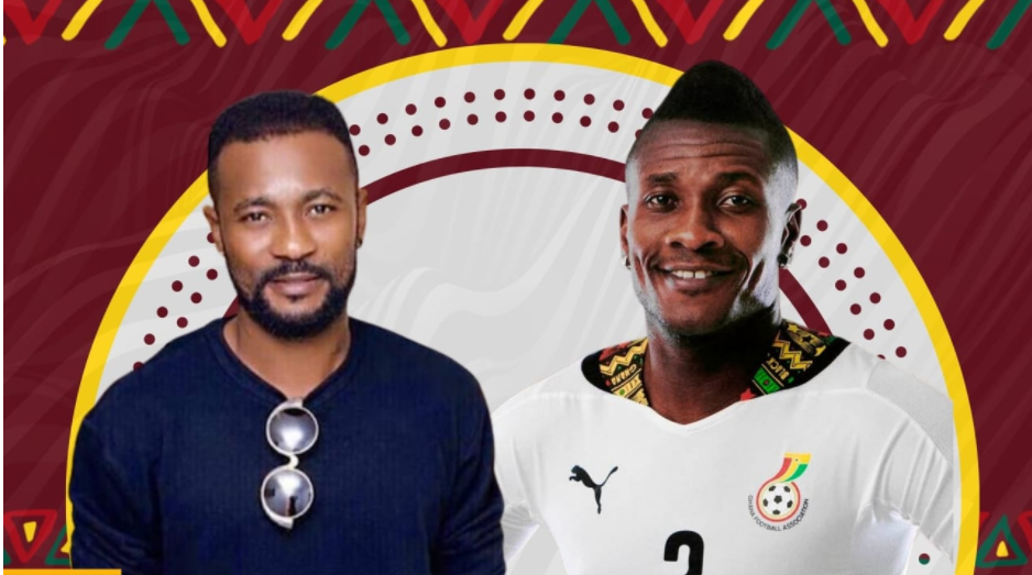 Ghana's Gyan and Cote d'Ivoire's Zokora  hope for the best for their teams