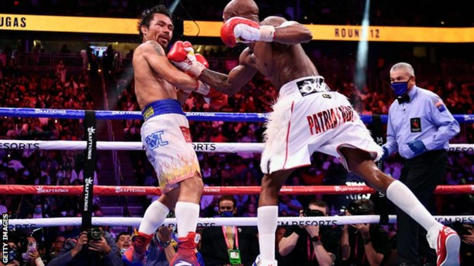 Manny Pacquiao loses to Cuba's Yordenis Ugas on return to ring