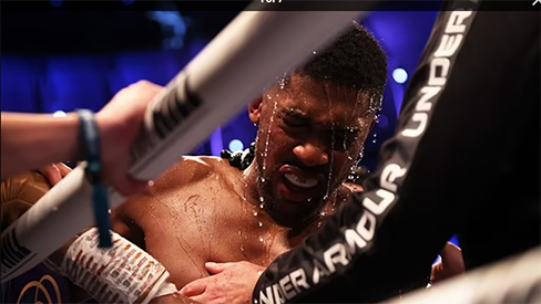 How Anthony Joshua was battered, out-boxed and outfoxed