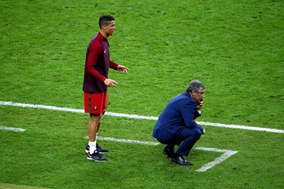 Cristiano Ronaldo tipped to become Man Utd manager 'within 18 months'