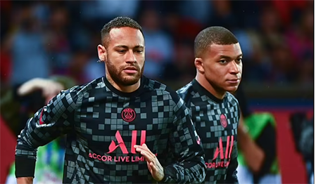 'He doesn't pass to me! leaked footage captures furious Kylian Mbappe's rant at Neymar