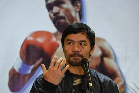 Manny Pacquiao hangs up boxing gloves, says he has heard the 'final bell'