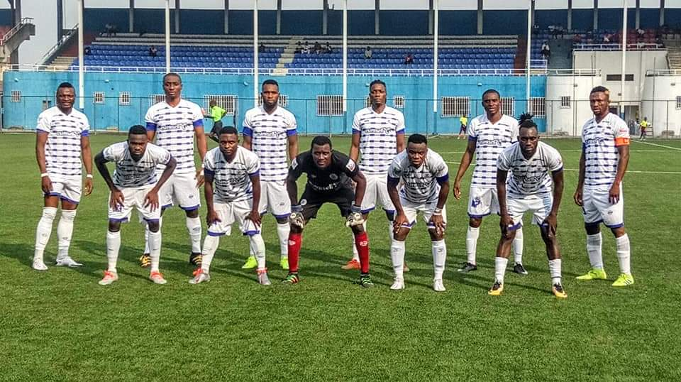 Soul-lifting away win for Rivers United as Akwa United have a huge mountain to climb in Algeria
