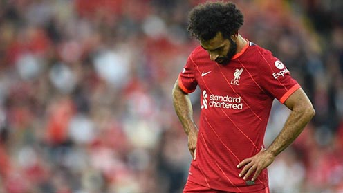 Liverpool players reject Mohamed Salah  as  captain