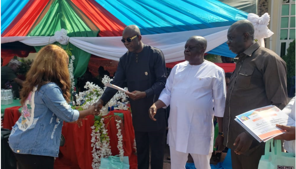 Akaburunoye's effort is a boost to Imo State Human capital development project, says sports commissioner