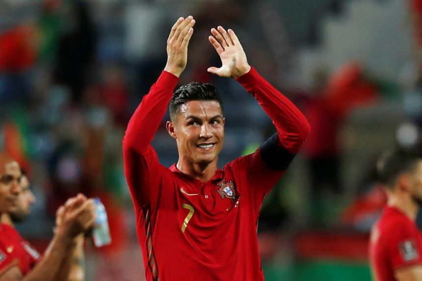 Egypt's Mo Salah is no.5 as Cristiano Ronaldo retakes top spot in list of world's highest earning footballers
