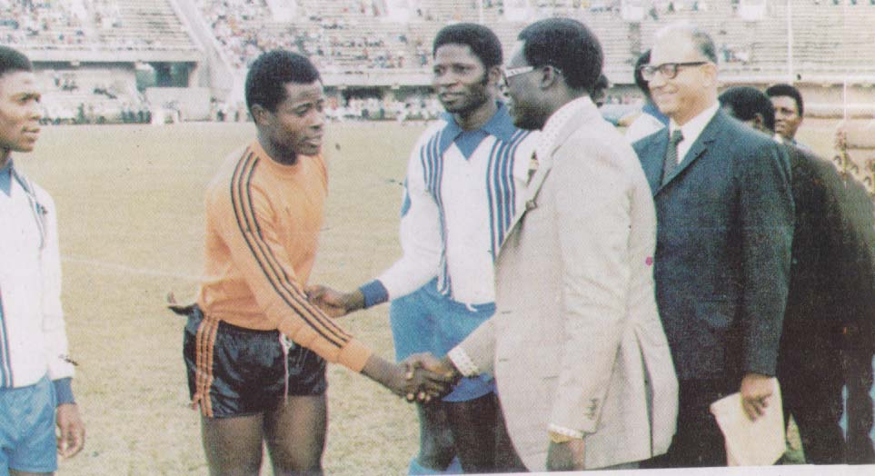 IT IS 45 YEARS TODAY SINCE THE EPIC SHOOTING STARS VERSUS ZAMALEK CLASH