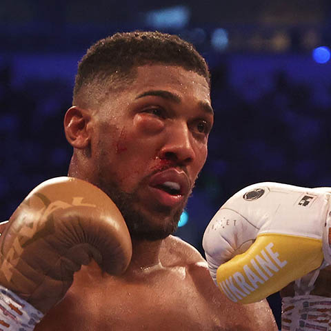 'Am tired of losing', says Anthony Joshua ahead of  Oleksandr Usyk rematch