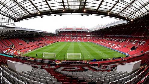 Manchester United in discussions over major redevelopment of Old Trafford
