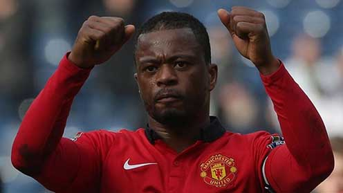 Former Man United defender Patrice Evra alleges he was sexually abused as a child