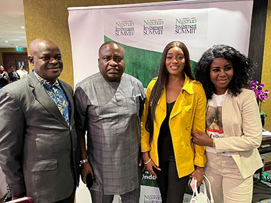 Olajire stands in for Pinnick, as NFF flags off Nigerian Diaspora Direct Investment Summit's sports initiative in London
