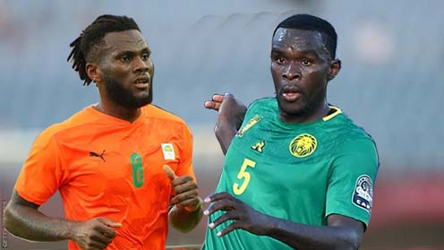 Titanic battle! Group D now a two-horse race by Cote d'Ivoire and Cameroon