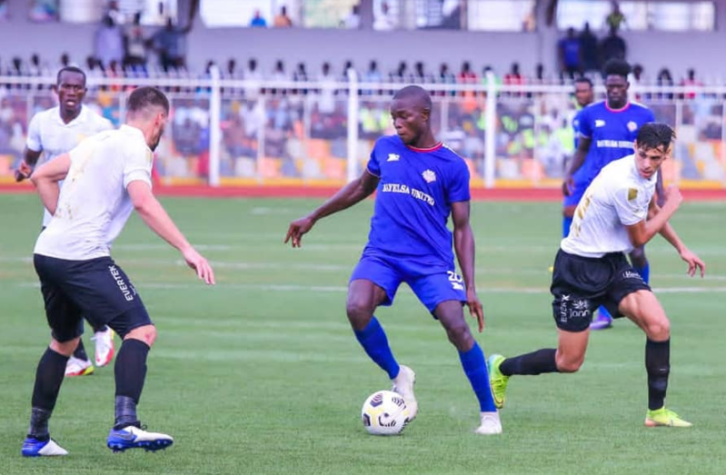 Bayelsa United crash out of Confederation Cup under heavy bombardment by Sfaxien