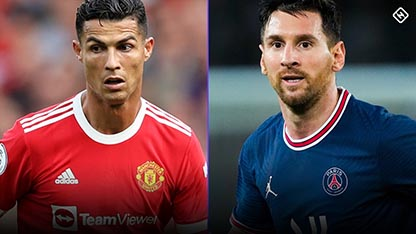 Just imagine! A battle of GOATS: Cristiano Ronaldo reclaims Champions League record 24 hours after Lionel Messi equalled it