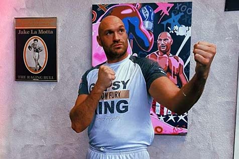 I'll be sad and lonely after career is over, says heavyweight champ Tyson Fury