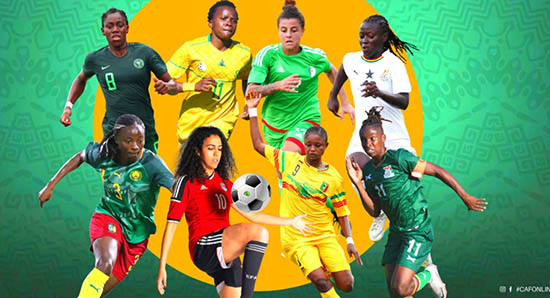 African ladies ignite the fields as race for Women's AFCON 2022 begins