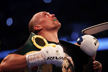 Oleksandr Usyk already planning titles' unification bout with Tyson Fury