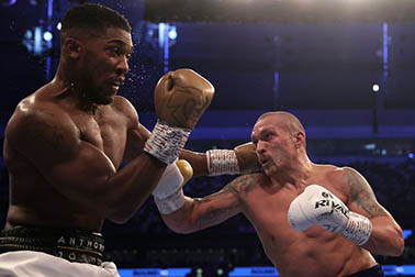 Anthony Joshua urged to step aside and let Tyson Fury fight Oleksandr Usyk in unification fight