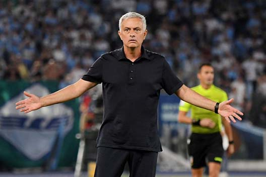 Mourinho in six-goal humiliation at Norway's toothbrush club