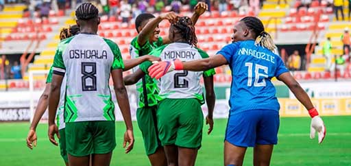 Morocco 2022 Race: Super Falcons get opportunity for revenge against Cote d'Ivoire in  final round