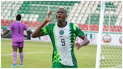 Fifa highlights Osimhen among four African youngsters to watch on the road to Qatar