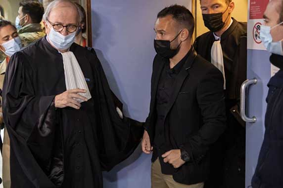 French court to hand down sex tape verdict on Real's Benzema on Nov 24