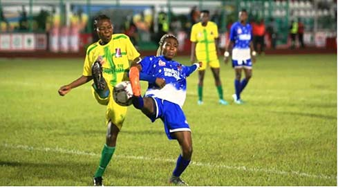 Continental championship-bound Rivers Angels stumble again at Betsy Obaseki Cup