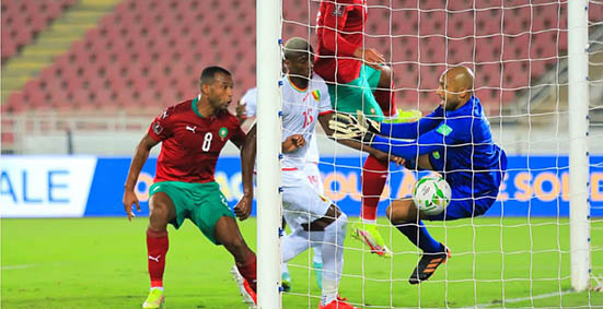 Morocco are second African team to reach World Cup qualifying final round