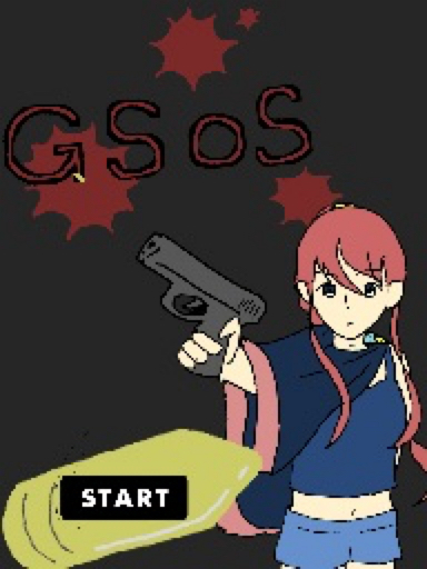 GSOS (3000ダウンロード&13000プレイとっぱ‼️)