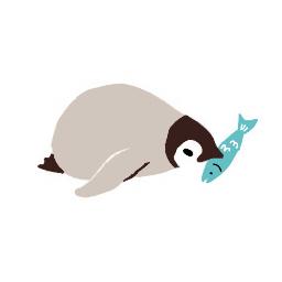 怠け者のペンギン