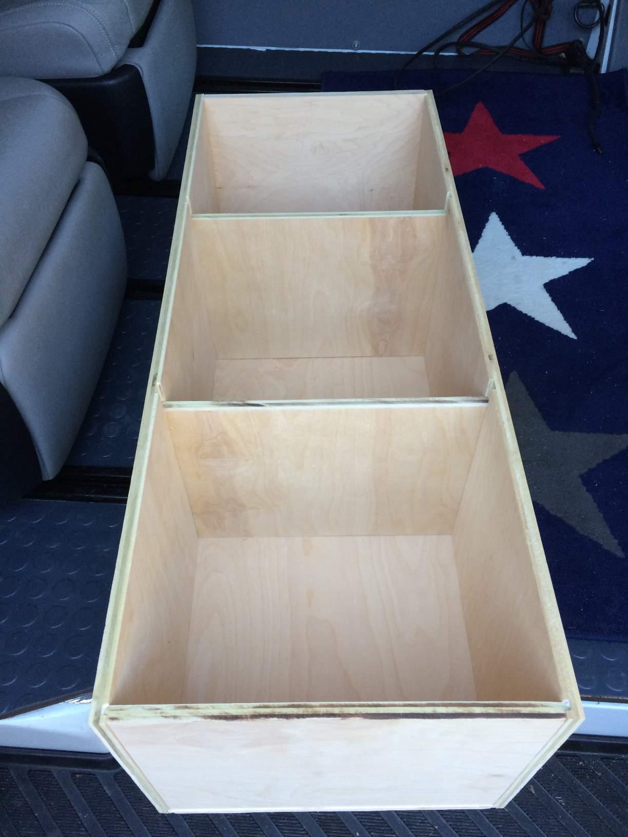 Heavy Duty Storage Drawers For Sprinter Vans Sprinter Camper