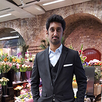 Sriram M, Franchise Owner Chromepet