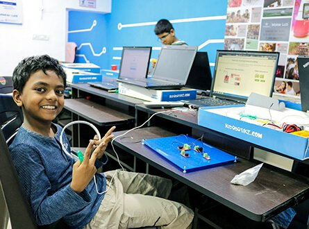 Maker Lab Annanagar