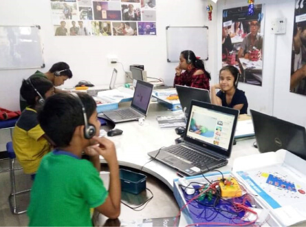 Maker Lab Brahmand, Thane