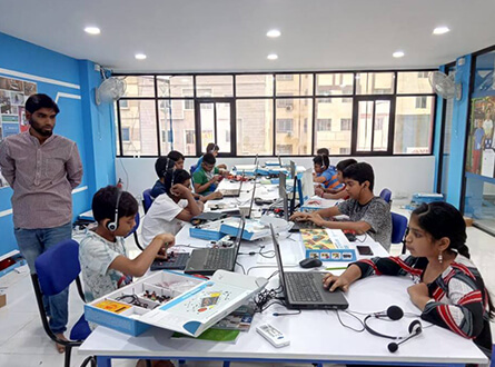 Maker Lab Himayat Nagar, Hyderabad