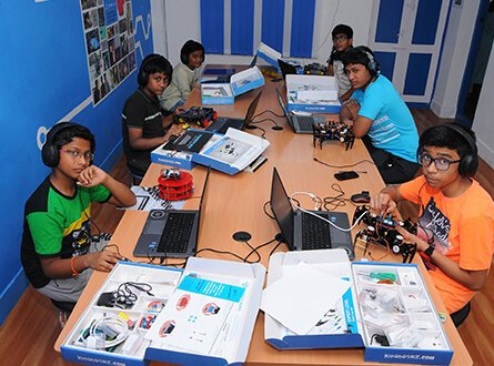 Maker Lab KK Nagar