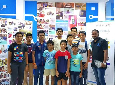 Maker Lab Kottivakkam, Chennai