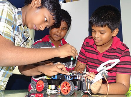 Maker Lab Kumbakonam