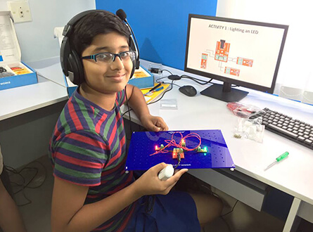 Maker Lab Madanandapuram, Chennai