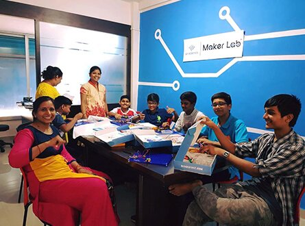 Maker Lab Koparkhairane