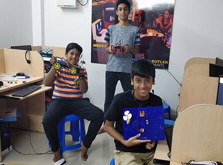 Maker Lab Nolambur