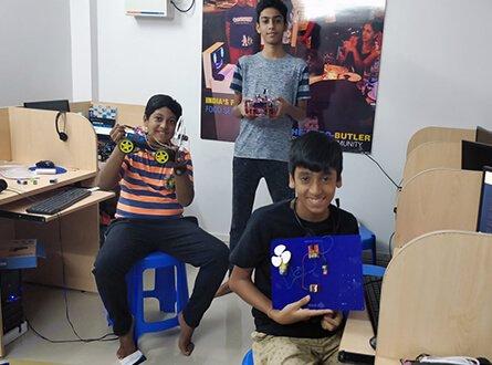 Maker Lab Nolambur