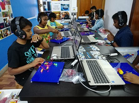 Maker Lab Puducherry