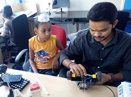 Maker Lab Vanasthalipuram