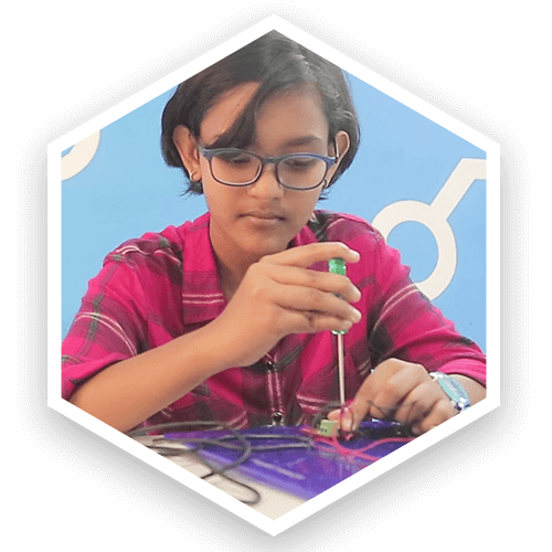 Learn and build Electronics and Drones for Juniors
