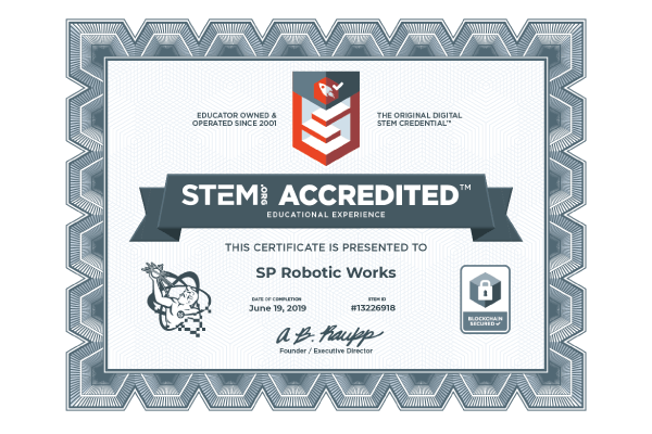 India's First STEM Accredited Organization