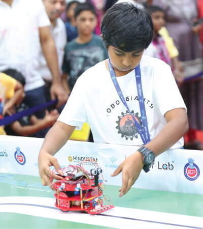 Robotics Camp navimumbai