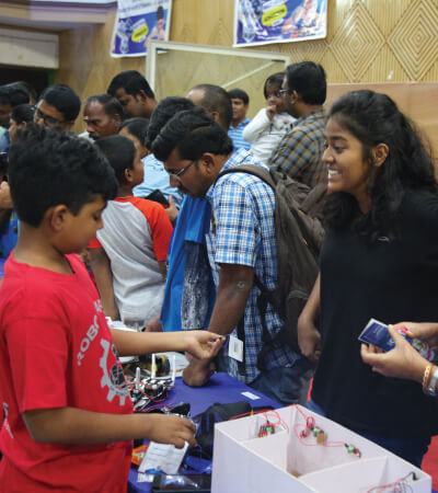 Electronics Camp navimumbai