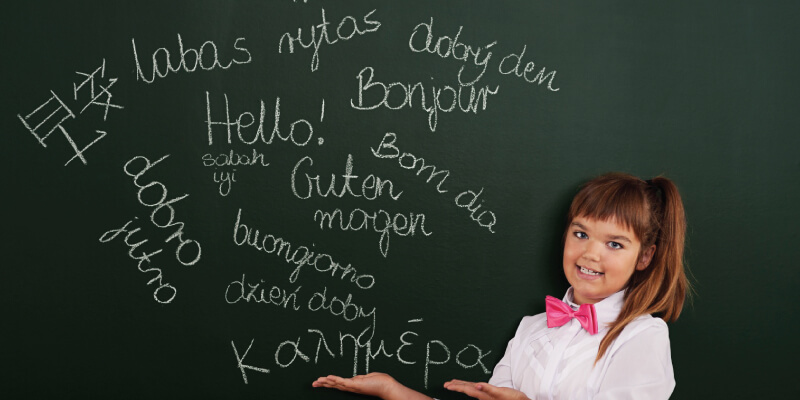 Foreign Language Summer Camp