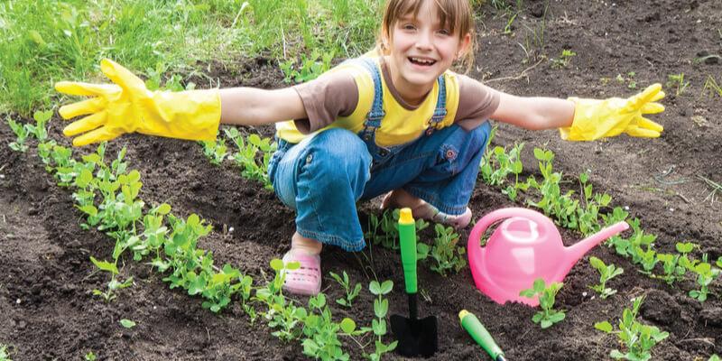 Organic Garden Summer Camp